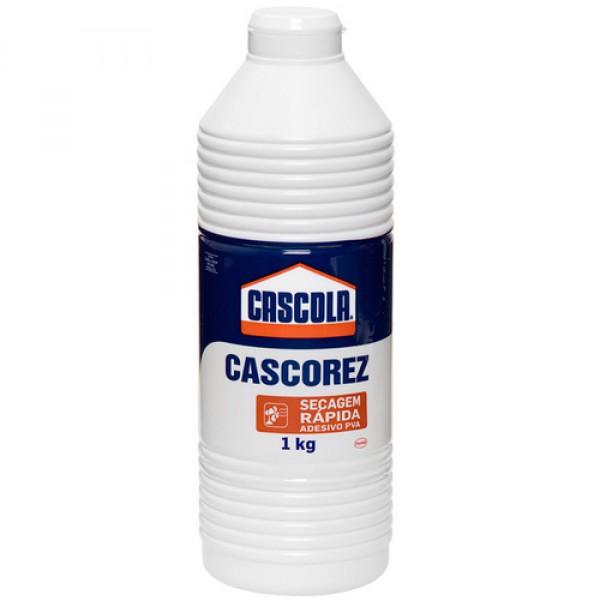 CASCOREZ SECAGEM RÁPIDA